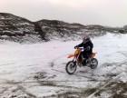 зима мотошкола взлетка 3