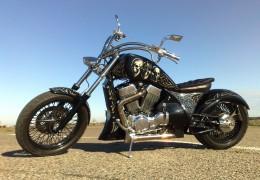 Тюнинг мотоциклов.