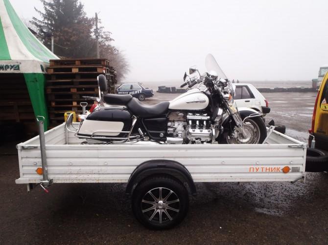 Мотоэвакуатор в Одессе.Эвакуация и перевозка мотоциклов.