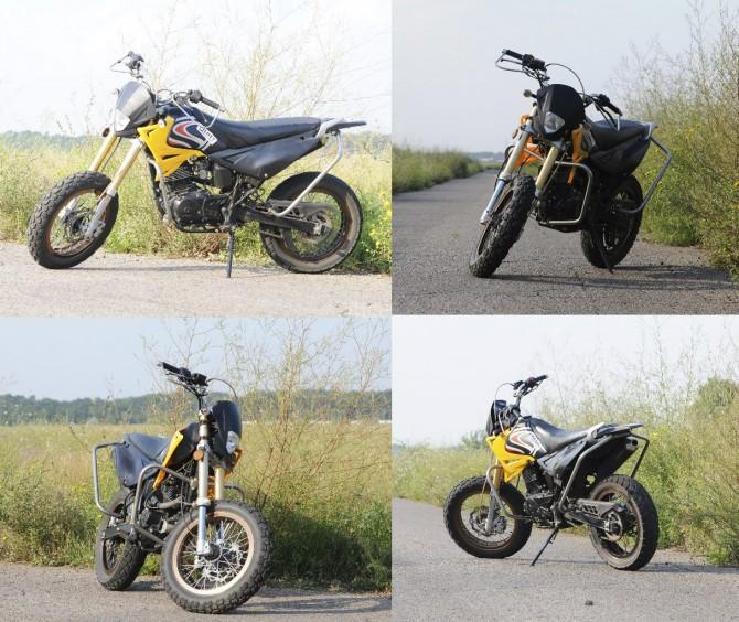 SkyMoto Dragon 200