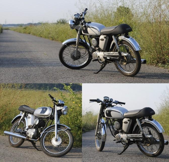 Yamaha YB 1