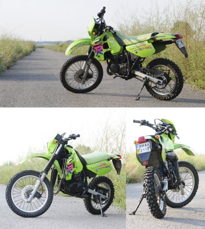 Honda CRM 50